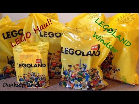 LEGO Haul from LEGOLAND Windsor!