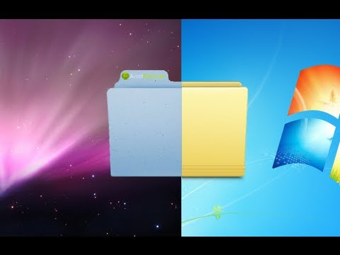 How to Share Files Between Mac and a PC AvoidErrors