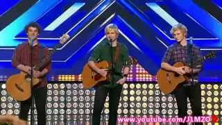 Brothers 3 - The X Factor Australia 2014 - AUDITION [FULL]