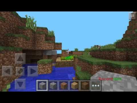 Seed De Grandes Montañas | Minecraft PE 0.9.1