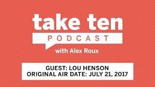 Take Ten with Alex Roux: Lou Henson (Air Date: July 21, 2017) | Illinois | Big Ten Men
