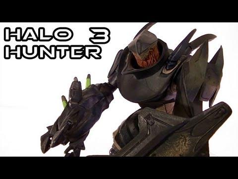 McFarlane Halo 3 HUNTER Figure Review