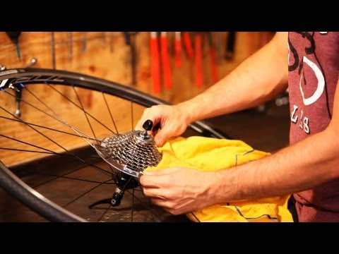 How to Clean a Bike | Bicycle Repair