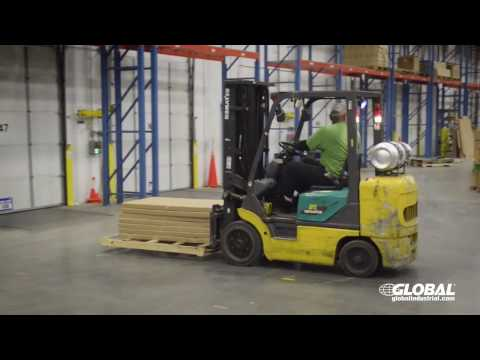 Universal Forklift Seat Replacement