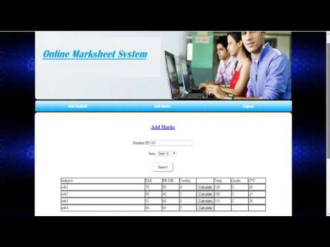 Exam Cell Automation System