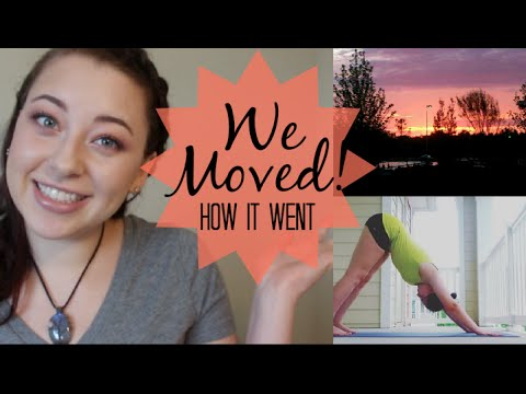 We Moved!! Details + Apartment Tour