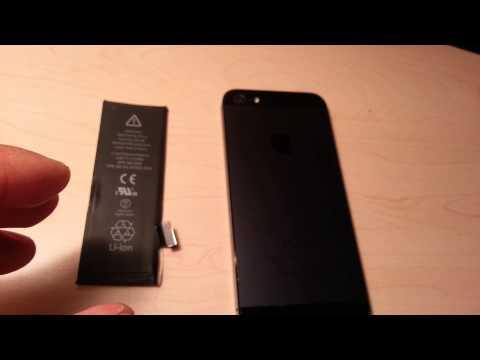 Battery Dead after 2 years 2 months.  My Broken Iphone 5 ATT 16gb