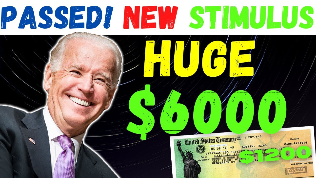 STIMULUS UPDATE - $6000 Payment To Parents! $1200 FOURTH STIMULUS CHECKS DATES UPDATE - DAILY NEWS