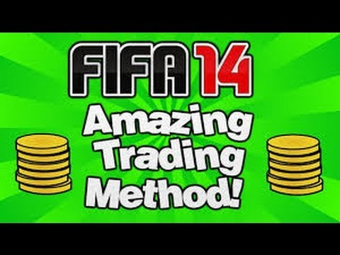 Fifa 14 Ultimate Team Trading Methods, 300 Million An Hour?