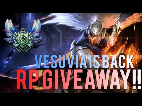I'M BACK! RP GIVEAWAY AND SEASON 7 PLANS FOR THIS CHANNEL [FINISHED]