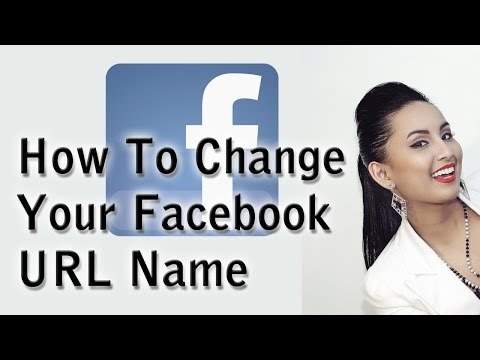 How To Change Your Facebook URL Name 2015