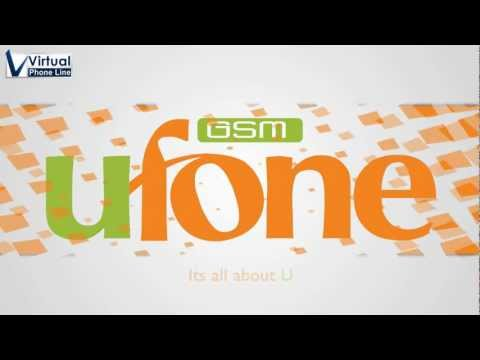 Ufone Foreign International Phone Service