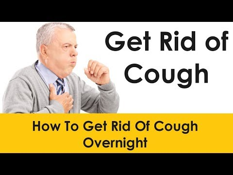 How to get rid of a Cough Overnight Fast At Home | Getting Rid of Cough | Home Remedies