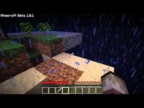 Minecraft - Skyblock Ep. 01 - We get started!