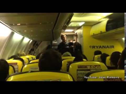 passenger posts ordeal of delayed ryanair flight
