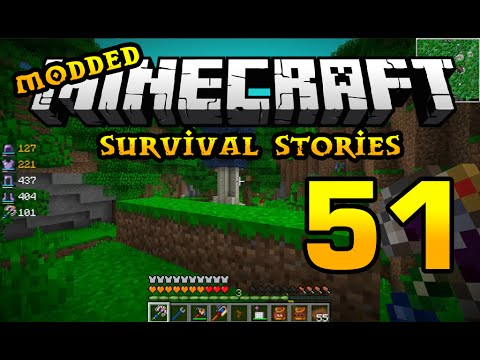 Iskall's Modded Minecraft - S2E51 - Grass is greener! (Mystcraft age writing) (Minecraft 1.7.10)