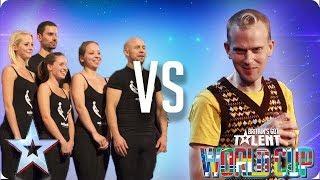 SEMI-FINAL: Attraction vs Robert White   Britain