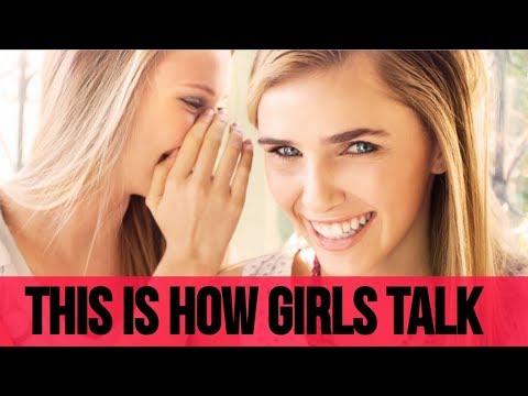 HOW Girls Talk ||CONVERSATION pattern of Girls || Conversation Master 01