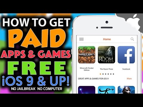 [hindi] how to get paid apps for free by installing vshare store on ios without jailbreak on ios 9
