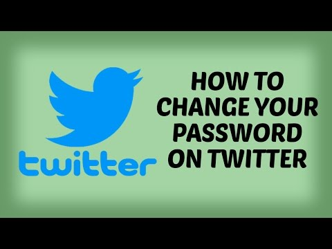 How To Change Your Password On Twitter | Change Twitter Password | Easy Tutorials In Hindi,