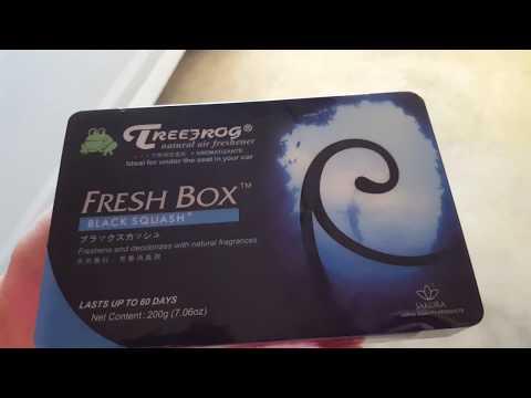 Treefrog Black Squash product review
