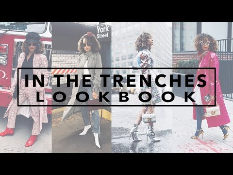 In The Trenches Lookbook | Scout The City
