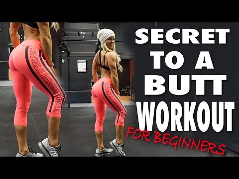 Beginner's Guide To The Gym | Full Leg Workout