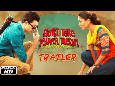 Movie Review : Gori Tere Pyaar Mein (2013)