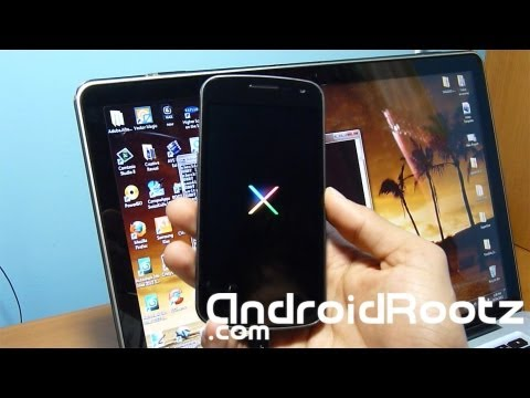 How to Unroot/Install Jelly Bean 4.1.2 on Galaxy Nexus GSM! [Windows]