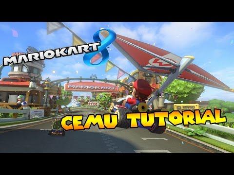 TUTORIAL - How to use Cemu Wii U Emulator!!!!! - PlayItHub Largest