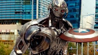 Download Captain America vs Ultron - Fight Scene - Avengers: Age of Ultron - Movie CLIP HD Video