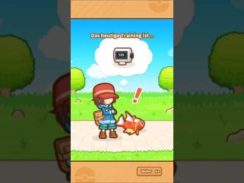 Pokémon: Karpador Jump Firstlook Einführung iPhone 7 iOS 11 Screen Recording