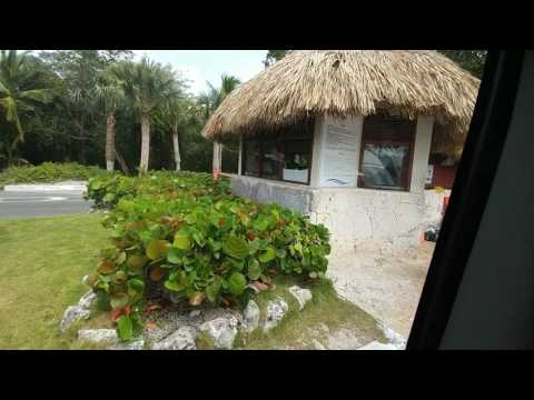 RIDE FROM PUJ AIRPORT PUNTA CANA TO SECRETS CAP CANA