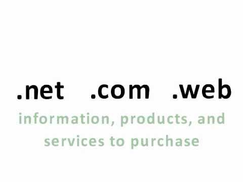 Internet Domains: what Web addresses mean
