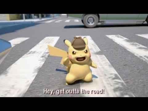 Citra - Detective Pikachu Gameplay [Citra GPU] [1080p] (Citra 3DS Emulator)