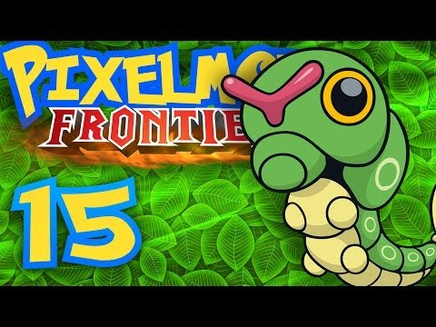 Pixelmon Survival Frontier [Part 15] - Pixelmon, Updates, and Bosses, Oh my!
