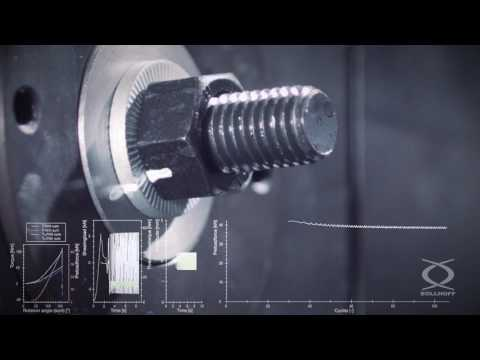 RIPP LOCK® - Performance during Junker vibration test in comparison with other fasteners