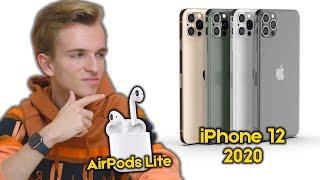 AirPods ECONOMICHE, iPhone 9 PREZZI & iPhone 12 Rumors e LEAKS!
