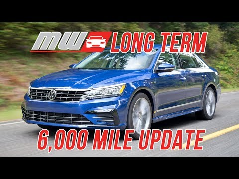 2018 Volkswagen Passat R-Line | Long Term Update
