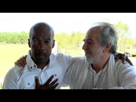 Bruce Lipton and Kirk Nugent at UPLIFT Festival 2013