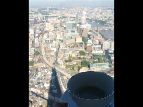 Afternoon Tea at The Shard
