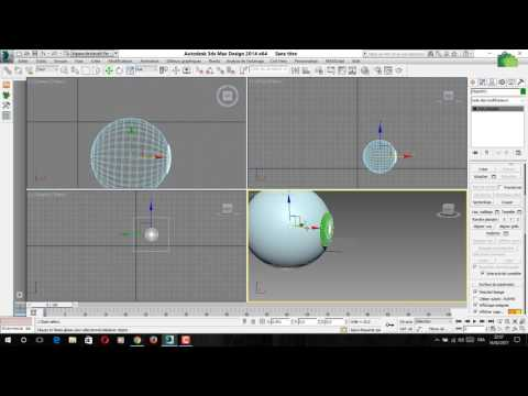 make eyes in 3ds max