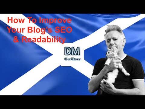 How to improve your blog's SEO & readability
