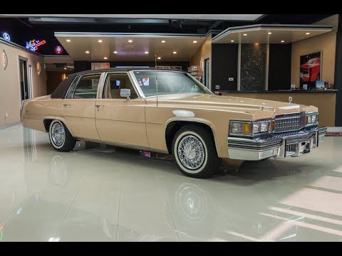1978 Cadillac Phaeton For Sale