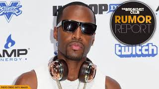 Safaree Robbed At Gun Point Hours Before Angie Martinez Interview