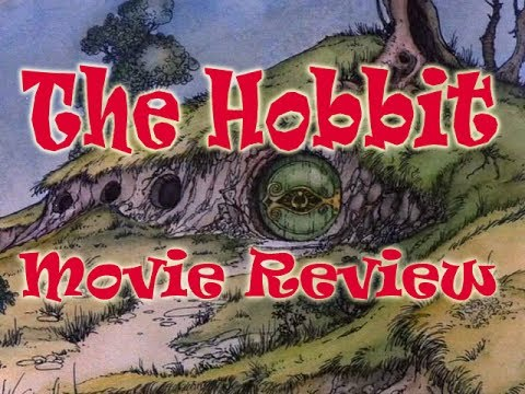 Movie Review: The Hobbit 1977 | Victoriously Vlogging | Victorious Nightshade