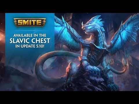 SMITE - New Skins in the 5.10 Slavic Chest!