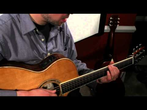 How to Tune a Full Step Down From Standard Guitar Tuning