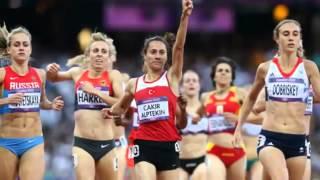 Asli Cakir Alptekin Wins Turkeys Womens 1500 Meters Gold