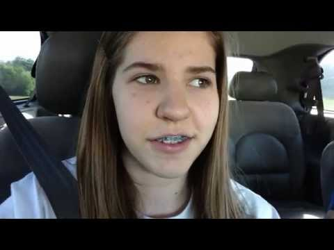 Vlog #2 - First Braces Tightening & Colors!